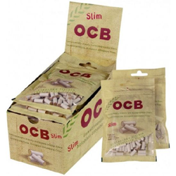 "OCB ""Virgin Paper"" Slim Filter (Inhalt: 120Filter)"
