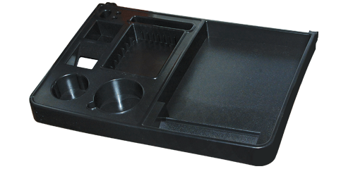 Trucker Table universal schwarz