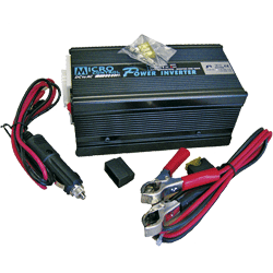 Power Inverter 12/24 auf 230V / 300W