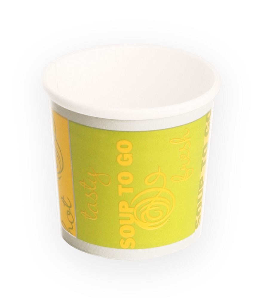 """Soup to go"" Cups 12oz (Inhalt 25Stk)"