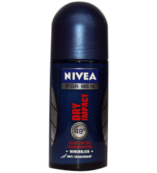 Deoroller Nivea 50ml For Man
