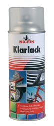 Nigrin Klarlack-Spray 400ml